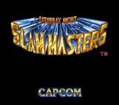 Video Game: Saturday Night Slam Masters