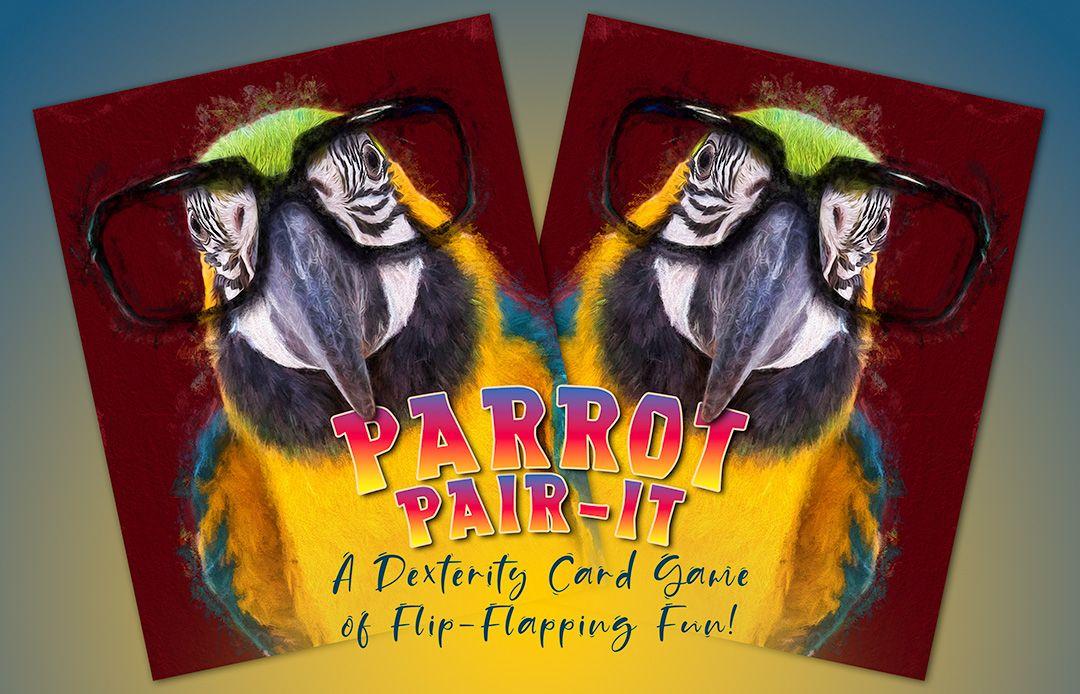 Parrot Pair-it