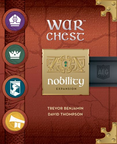 Board Game: War Chest: Nobility