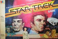 Board Game: Star Trek Game