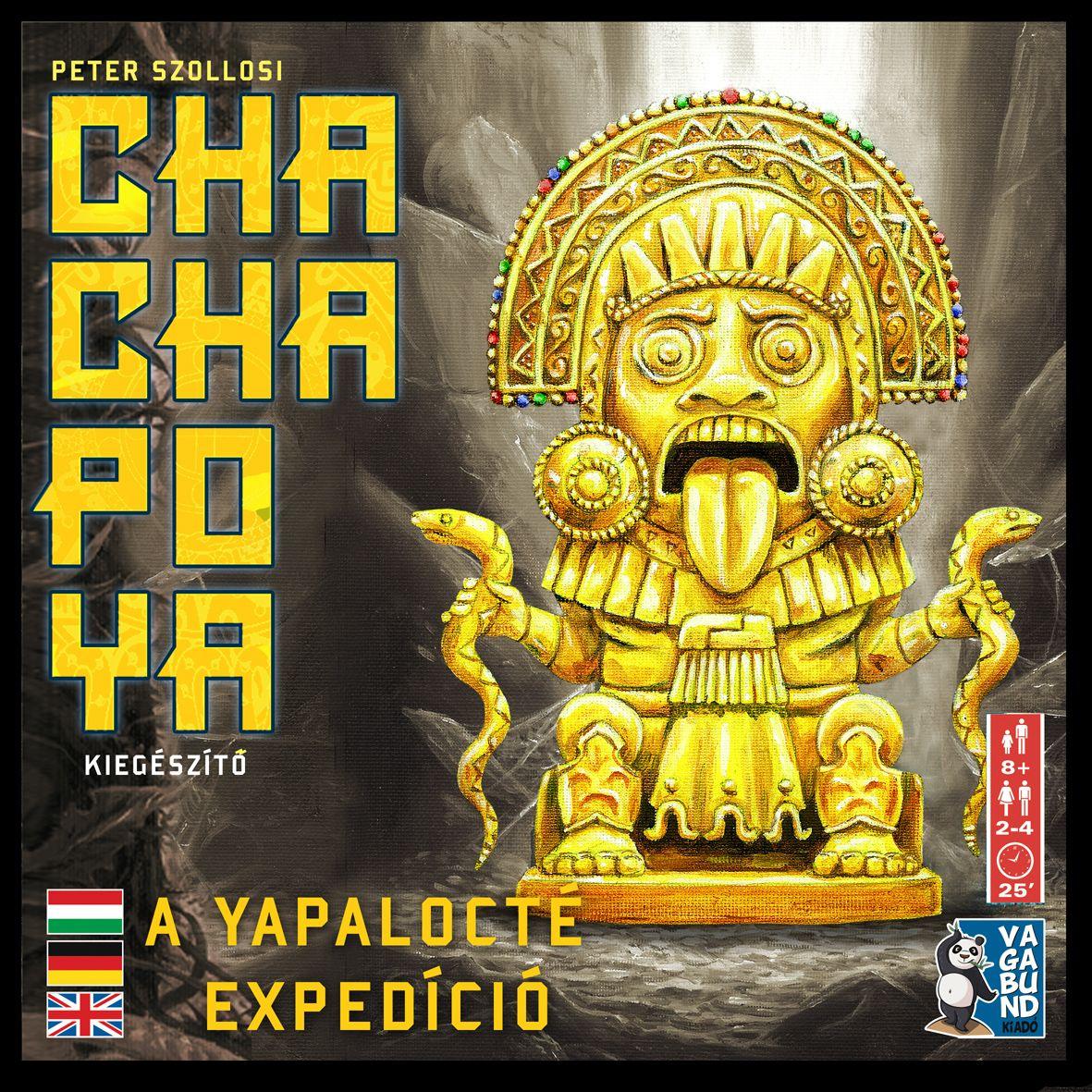 Chachapoya: A Yapalocté Expedíció