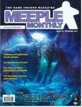Issue: Meeple Monthly (Issue 23 - Nov 2014)