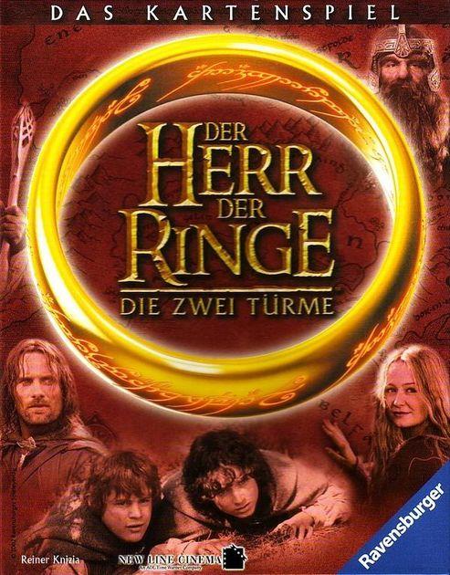 Der Herr Der Ringe Die Zwei Turme Das Kartenspiel Board Game Boardgamegeek