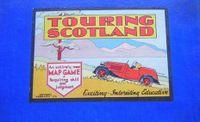 Board Game: Touring Scotland