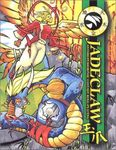 RPG Item: Jadeclaw: Anthropomorphic Fantasy Role-Playing