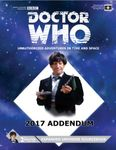 RPG Item: Unauthorized Adventures in Time and Space: 2nd Doctor Expanded Universe Sourcebook 2017 Addendum