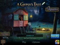 Video Game: A Gypsy's Tale: The Tower of Secrets