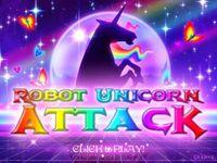 Video Game: Robot Unicorn Attack