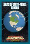 RPG Item: Atlas of Earth-Prime: Canada