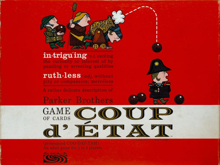 Coup game online