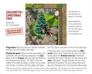 Board Game: Zooloretto: Christmas Tree