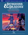 RPG Item: DA3: City of the Gods