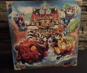 Board Game: Arcadia Quest: Riders