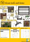 RPG Item: Artisan Tools and Items