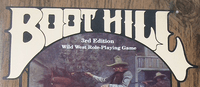 RPG: Boot Hill (3rd Edition)