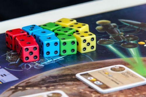 Board Game: Alien Frontiers