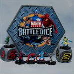 Board Game: Marvel Heroes Battle Dice