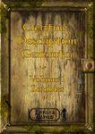 RPG Item: Creature Description Generator Volume 01: Zombies