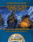 RPG Item: Adventures in Aldea: Flight of the Snow Pearl