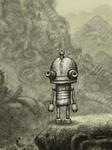 Character: Josef (Machinarium)