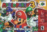 Video Game: Mario Party 3