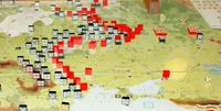 January I 1941: In spite of massive Soviet assaults the German lines still hold!