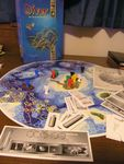 Board Game: Diver