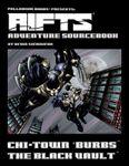 RPG Item: Adventure Sourcebook 3: Chi-Town 'Burbs: The Black Vault
