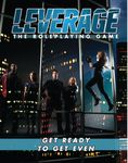 RPG Item: Leverage: The Roleplaying Game