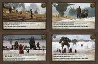 Board Game: Scythe: Promo Pack #2 – Encounter Cards 33-36