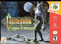 Video Game: Castlevania: Legacy of Darkness