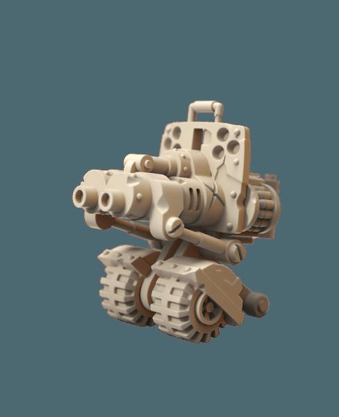 The K1-B00 turret miniature