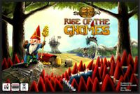 Board Game: Rise of The Gnomes