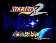 Video Game: Star Fox 2