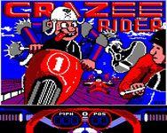 Video Game: Crazee Rider