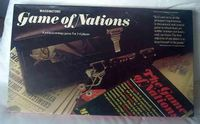 Board Game: The Game of Nations