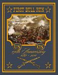 Board Game: First Bull Run: 150th Anniversary Edition