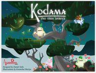 Board Game: Kodama: The Tree Spirits
