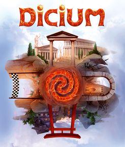 Dicium Cover Artwork