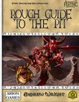 RPG Item: Rough Guide to the Pit