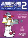 Board Game: Star Munchkin 2: The Clown Wars