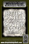 RPG Item: British Castles Floorplan Poster Map Collection 3