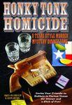 Board Game: Dinner Games: Honky Tonk Homicide