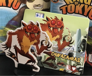 Board Game Accessory: King of Tokyo/King of New York: Chupacabras (promo character)