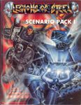 Board Game: Legions of Steel Scenario Pack 1