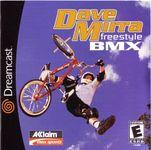 Video Game: Dave Mirra Freestyle BMX