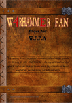 RPG Item: Warhammer Fan Player Aid