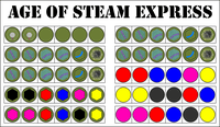 Board Game: Age of Steam Express