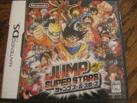 Video Game: Jump Super Stars