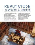 Issue: EONS #40 - Reputation: Contacts & Credit